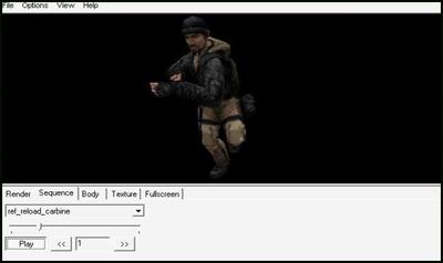 Программа Half Life Model Viewer